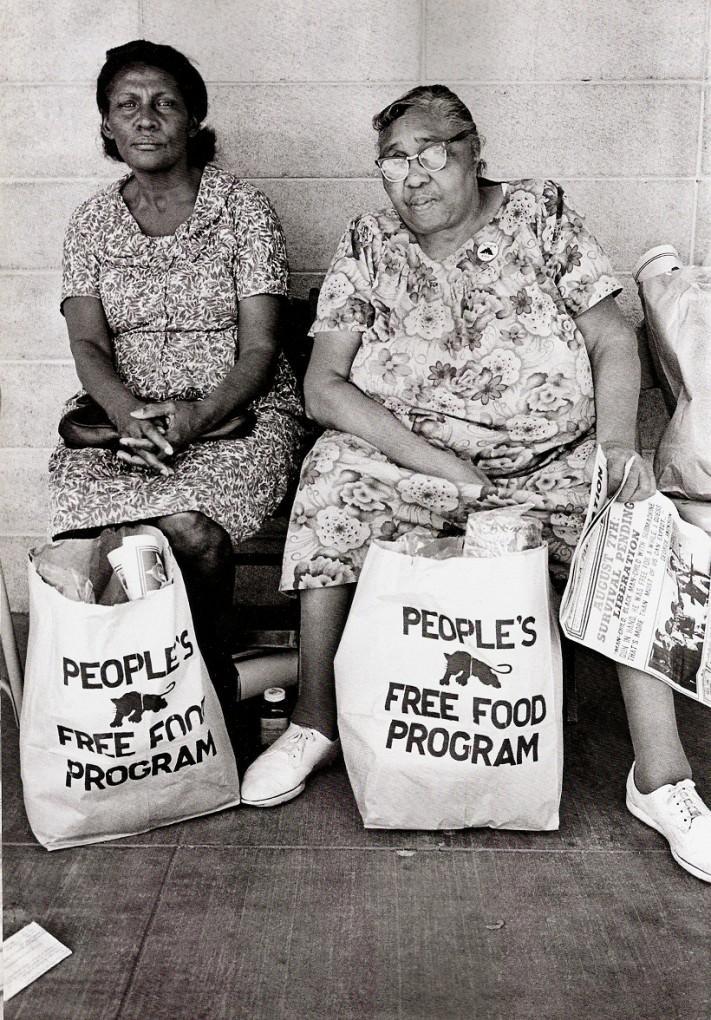 black-panther-free-food-program