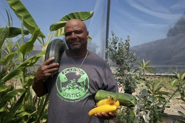 Board of Directors Planting Justice Educator Anthony