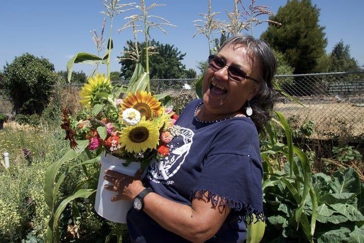 Staff Planting Justice Educator Diane