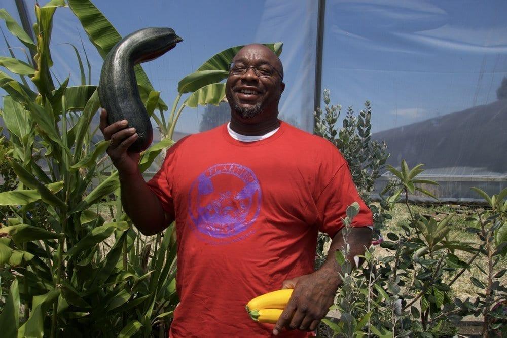 Staff Planting Justice Nursery Team Otis 2