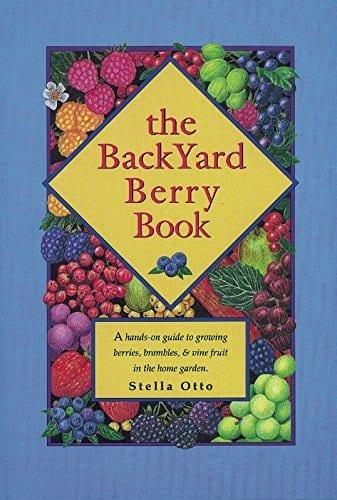 Gardening Library backyard berry book