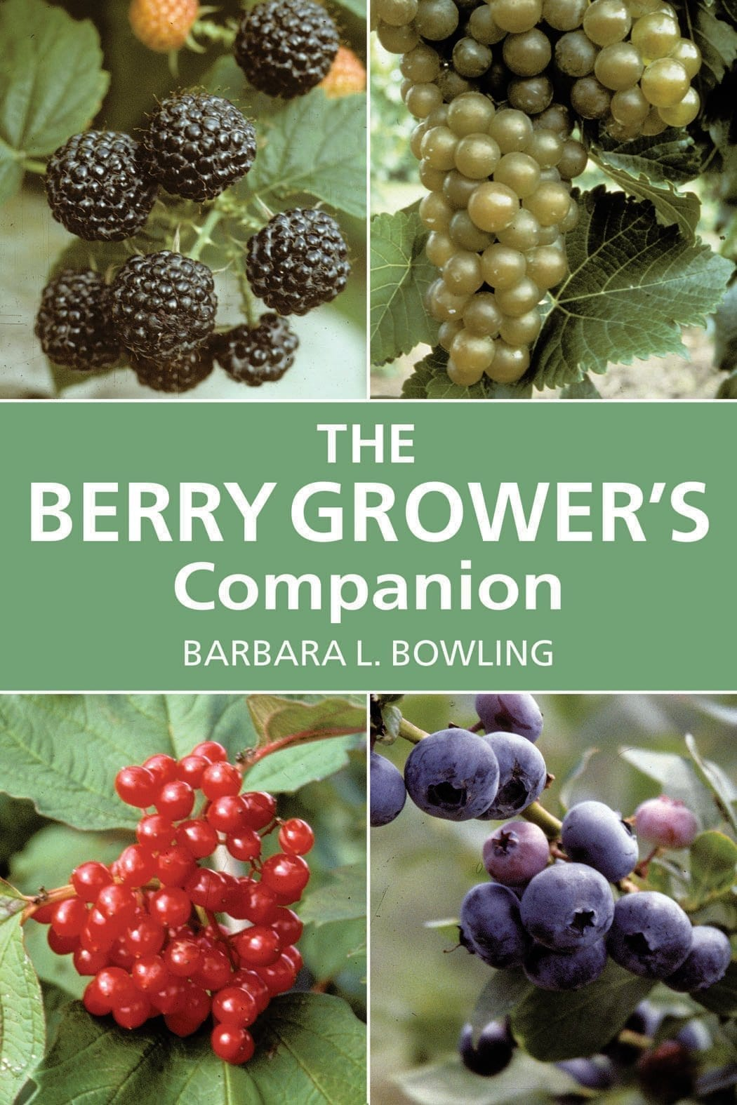 Gardening Library berry growers companion