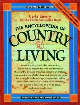 Gardening Library encyclopedia of country living