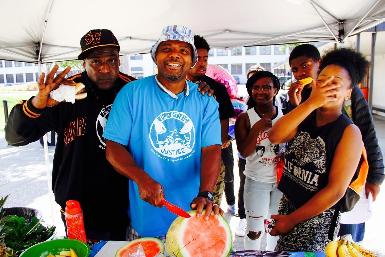 Programs food justice education