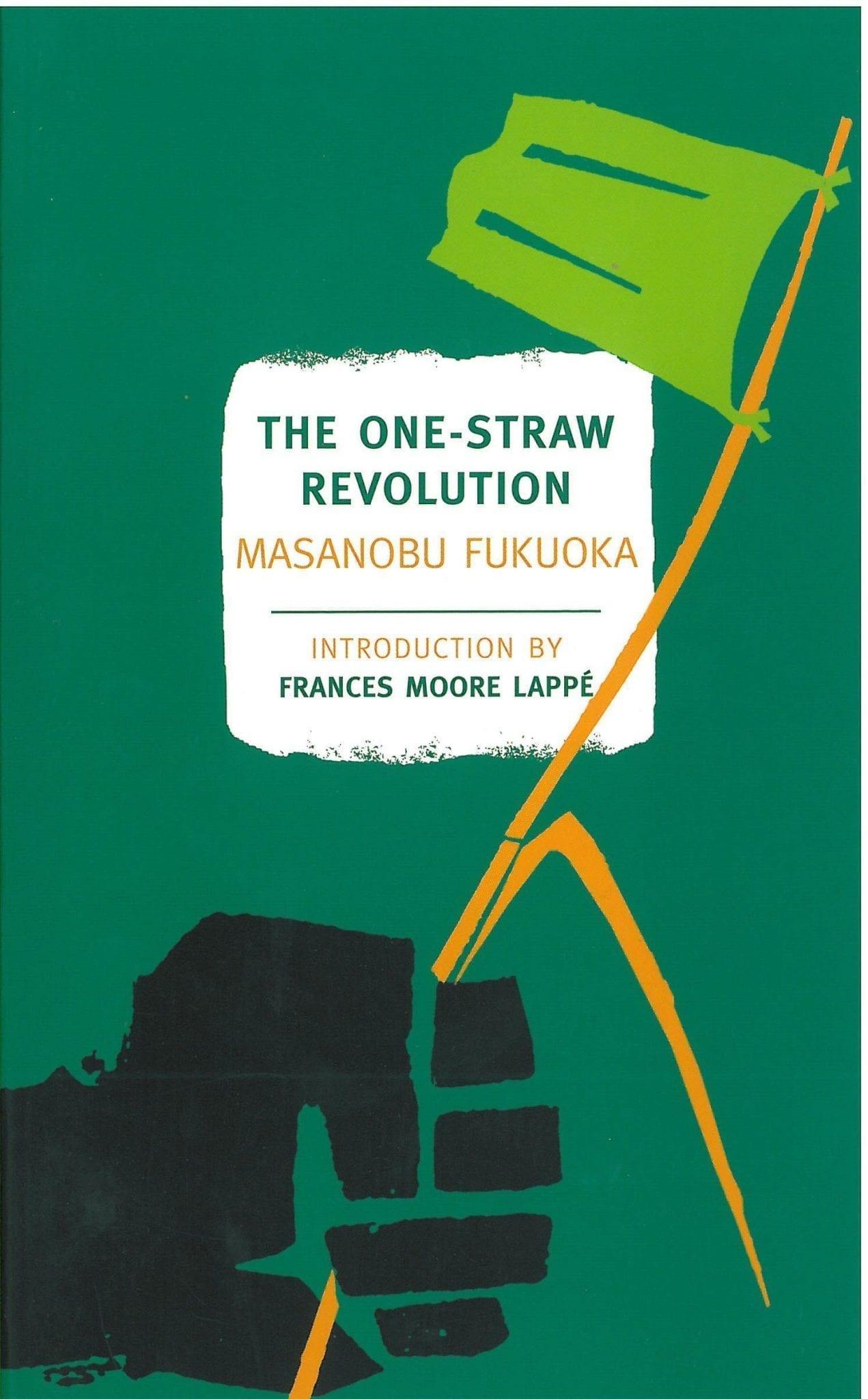 Gardening Library one straw revolution scaled