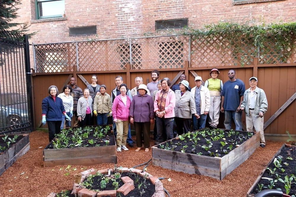 Community Justice Garden Hub sl1
