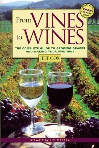 Gardening Library vines to wines