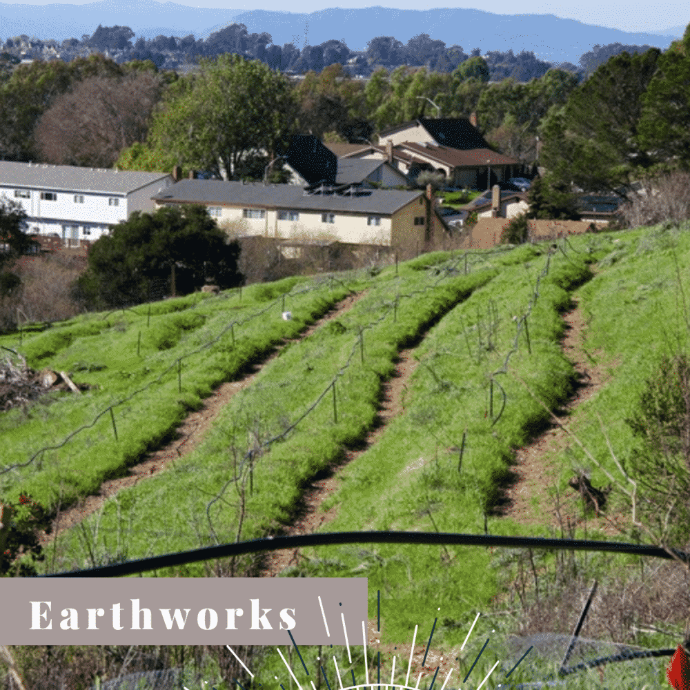 Transform Your Yard earthworks